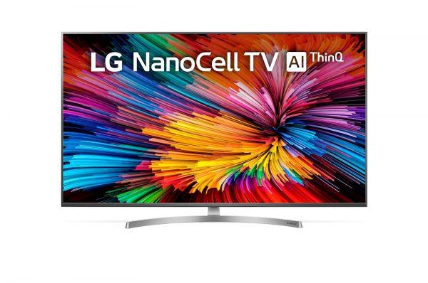 Телевизор LG 75SK8100 NanoCell 4K