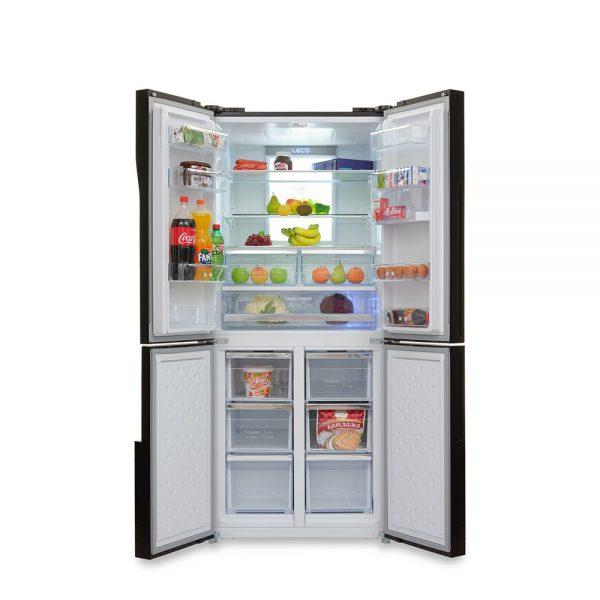 Холодильник GOODWELL GRF-S422BGL2